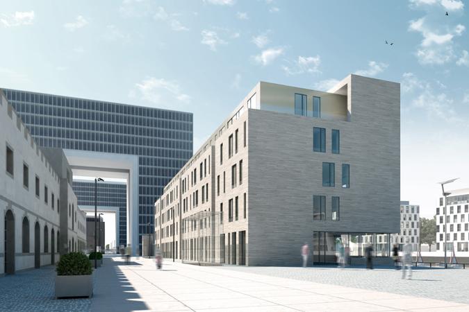 r mer partner architektur zollhafen rheinauhafen k ln r mer partner architektur. Black Bedroom Furniture Sets. Home Design Ideas