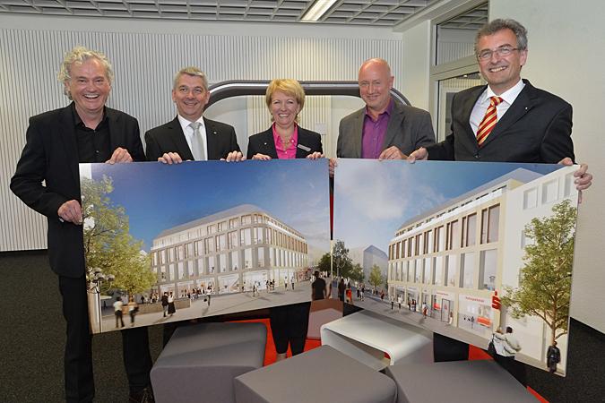 Architekt Bergisch Gladbach pressekonferenz bergisch gladbach roemerpartner