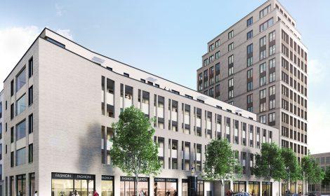 Wohnbebauung Oststraße, Düsseldorf