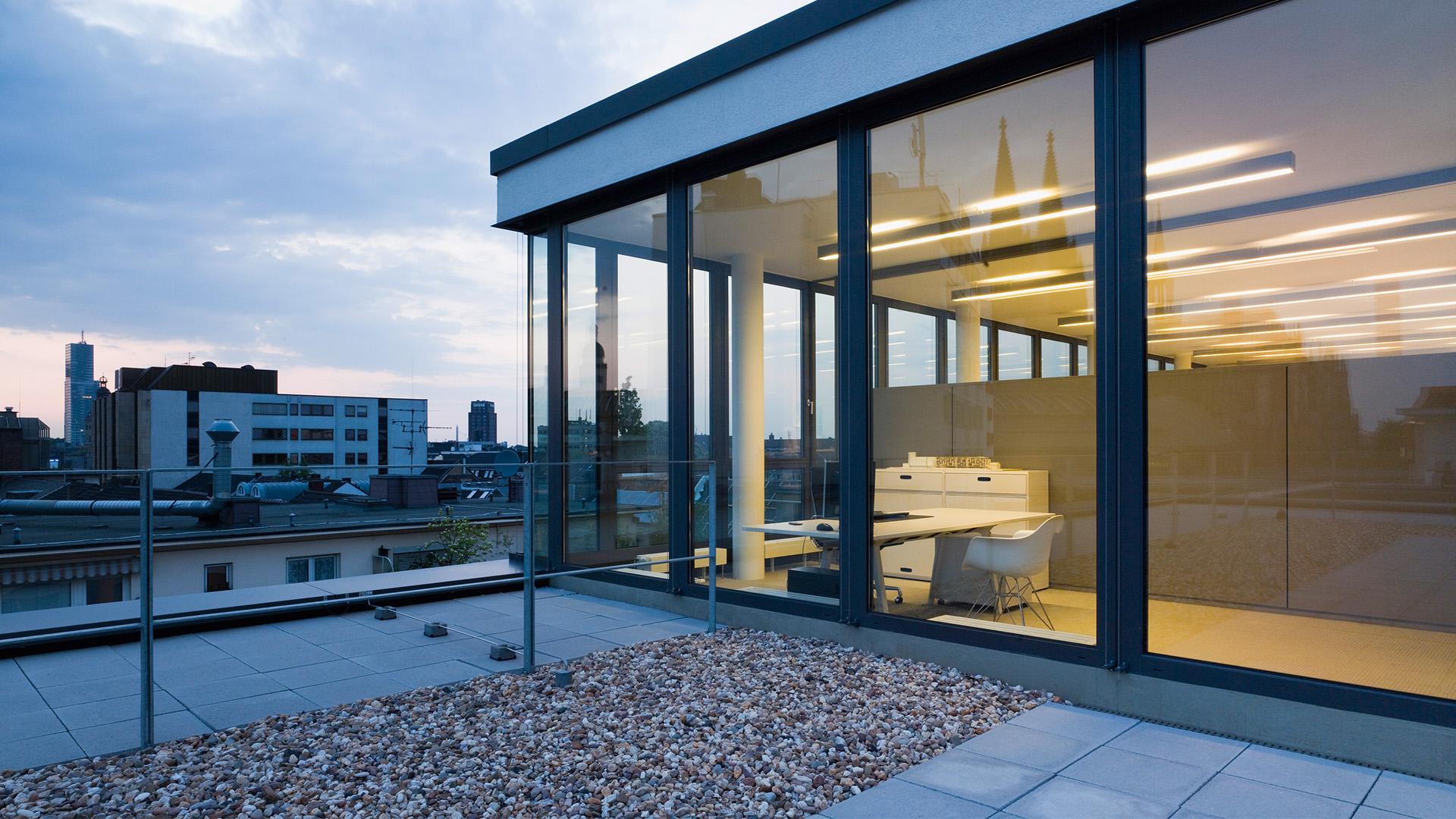 b ro johannisstra e k ln roemerpartner. Black Bedroom Furniture Sets. Home Design Ideas