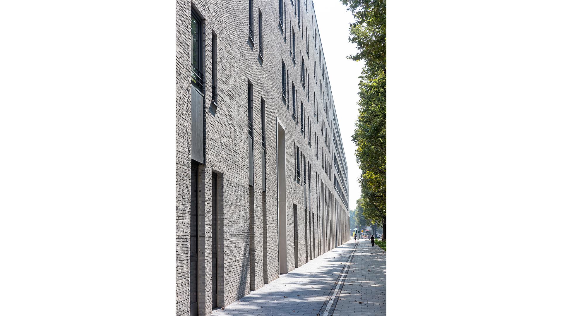 Fassade Rheinallee